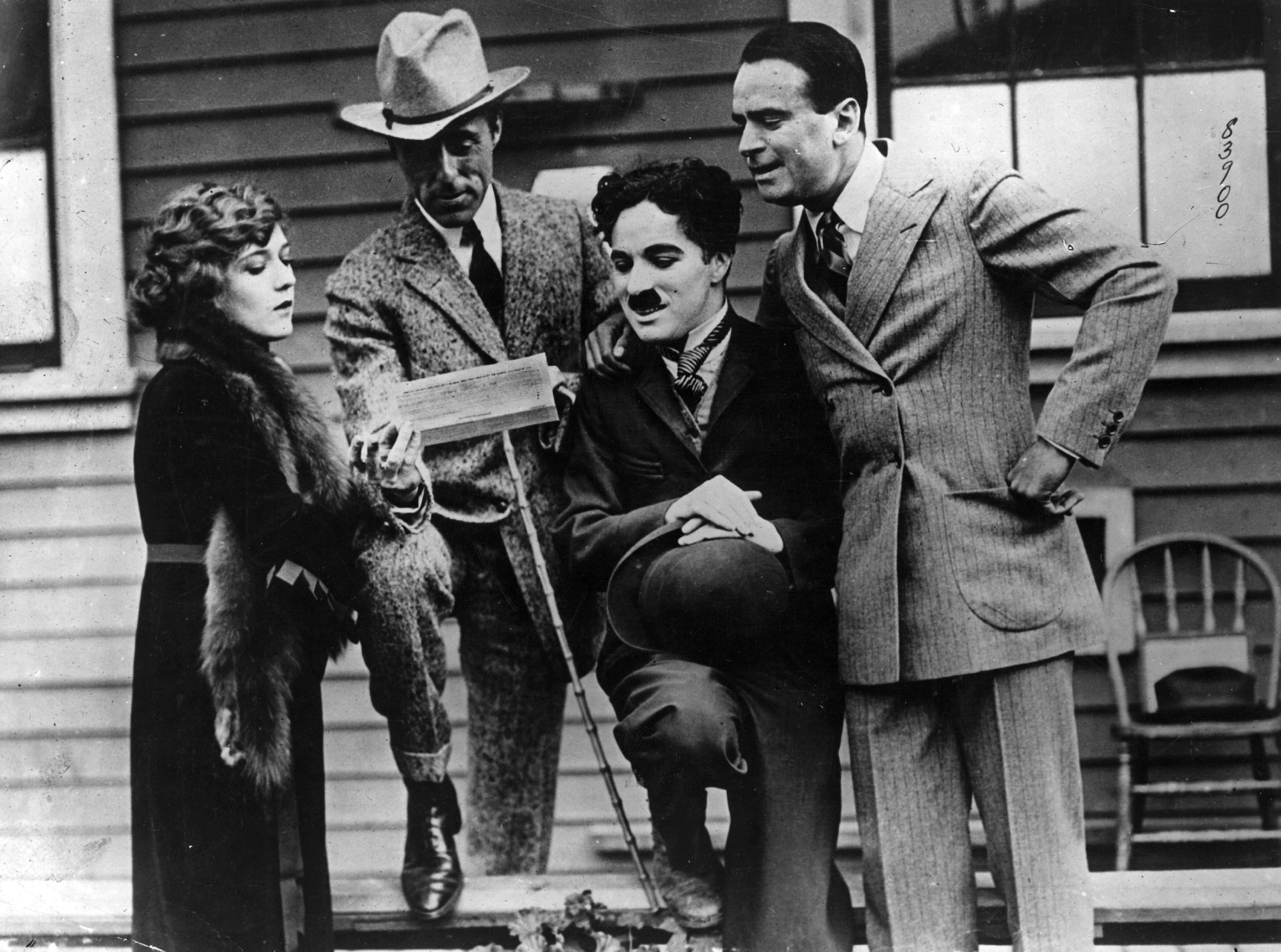 Resultado de imagen de united artists 1919