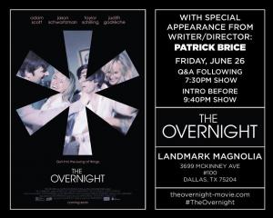 The Overnight Q & A