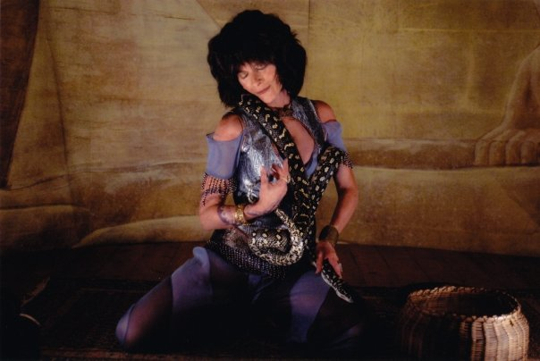 Adrienne Barbeau RUTHIE from HBO CARNIVALE