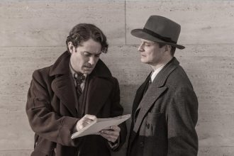 Genius dallas movie review film starring Colin Firth, Jude Law and Nicole Kidman