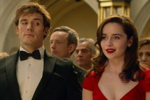 Me Before You Emilia Clarke and Sam Claflin selig movie review dallas texas