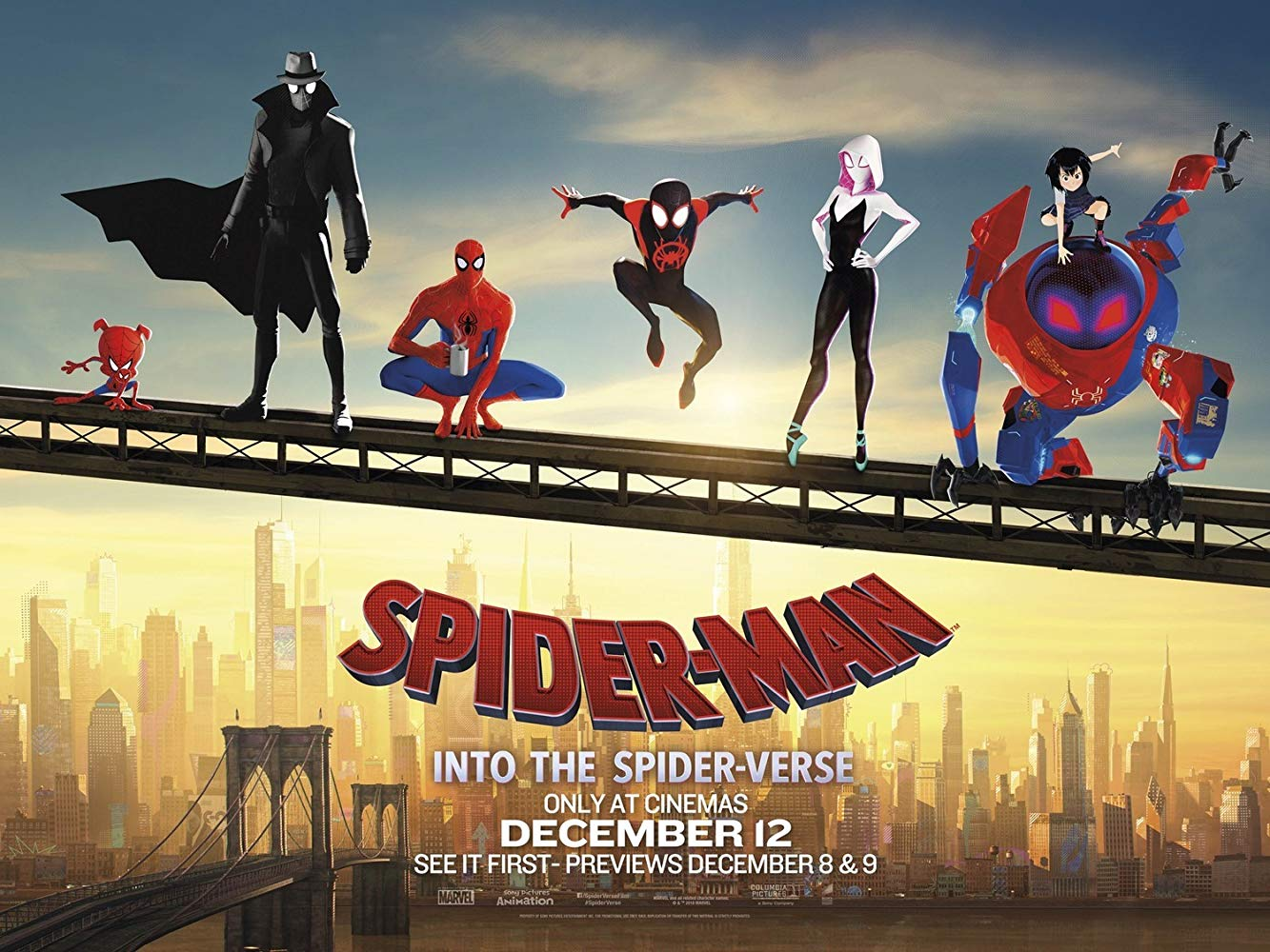 Spider Man Into The Spider Verse A Review By Gadi Elkon