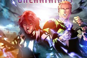 THE UNEARTHIANS – Interview with Writer/Creator Omar Mora