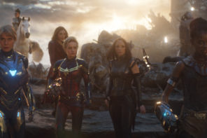 AVENGERS: ENDGAME – A Blu-ray/DVD and Digital HD Review by John Strange