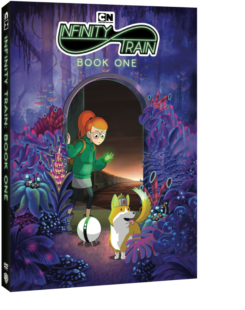 Warner Bros. Home Entertainment Announces Infinity Train: Book One